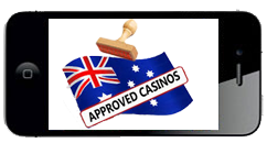 safest mobile casino Australia players
